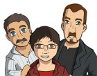 Terry Bean Family Cartoon