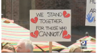 Families Belong Together Rally Eugene